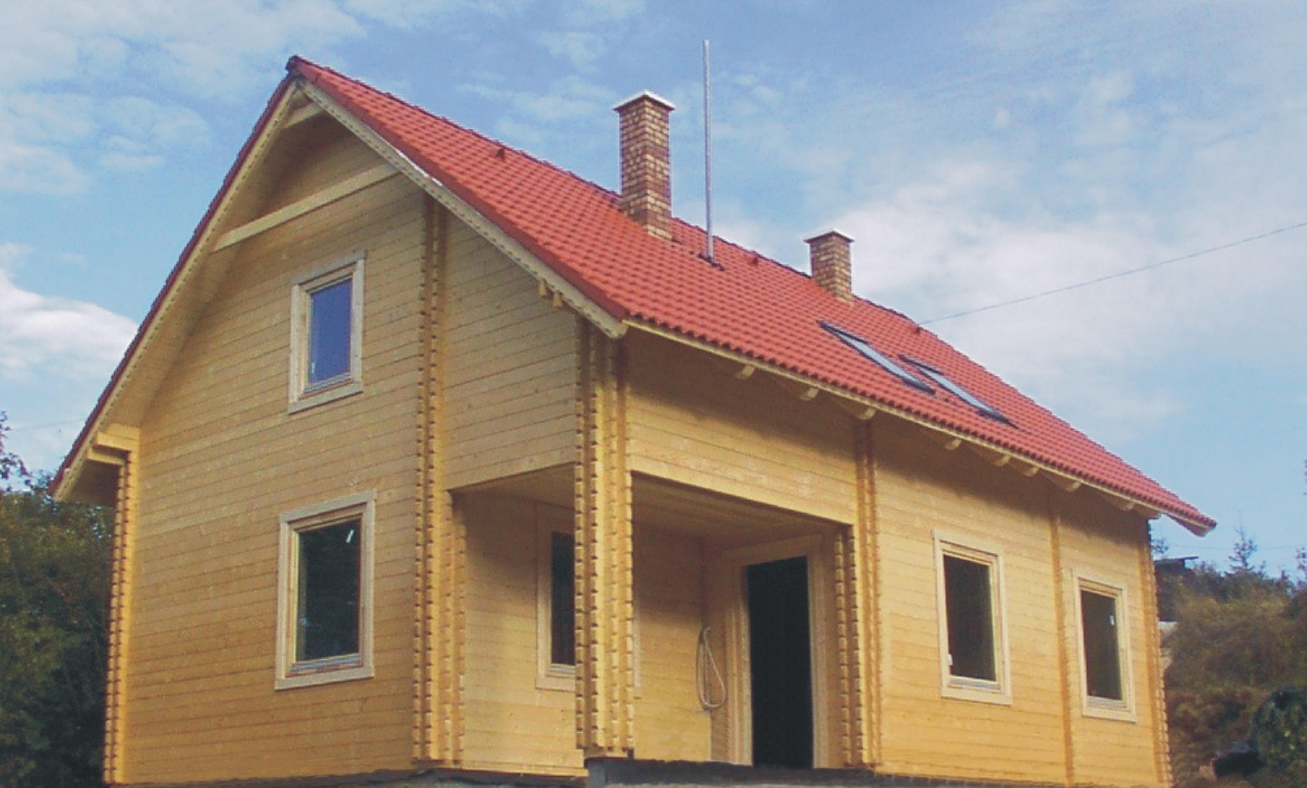 Maison bois en kit roumanie for Constructeur de maison en kit